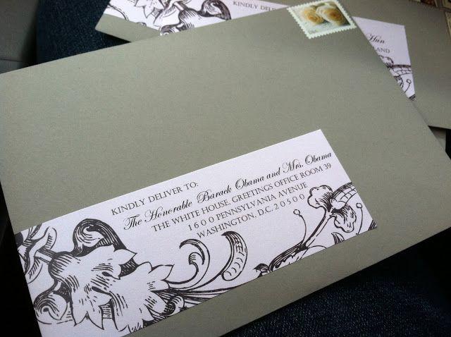 Free Address Labels Samples 8 Best Name Stamp Images On Pinterest  Bridal Invitations Wedding .