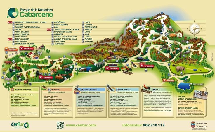 Parque de Cabárceno - CANTUR – Sociedad Regional Cántabra de Promoción Turística - Cantabria