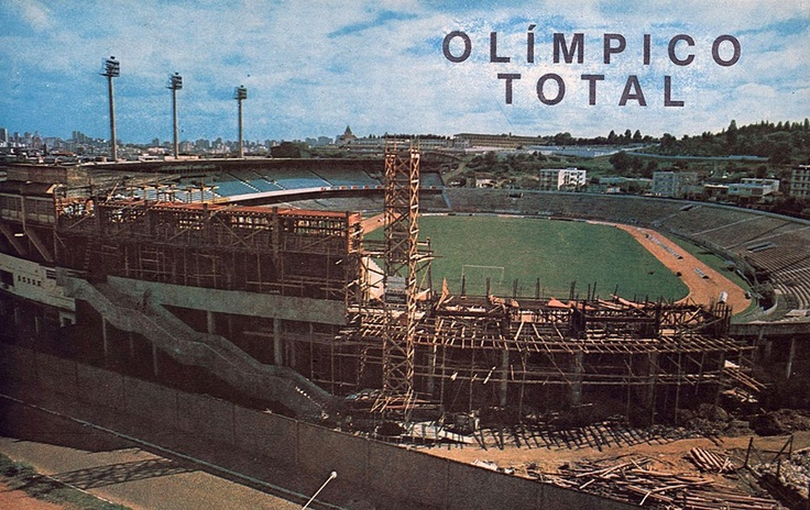 Grêmio completa anel superior do Olímpico