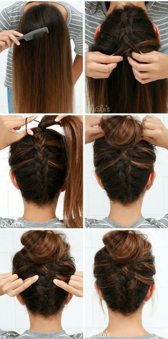 My favorite hairstyle!!!
