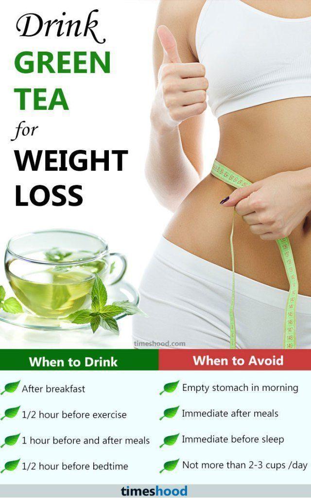 China grüner Tee dient zum Abnehmen