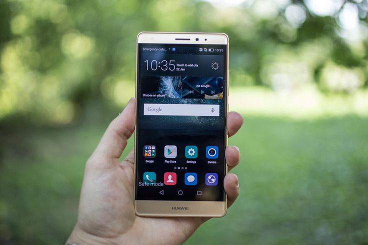 GIVEAWAY: Huawei Mate S 32GB