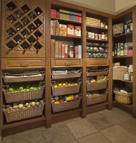 Wow. pantry