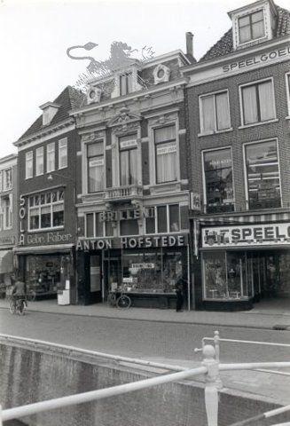 over de kelders 1975 Historisch Centrum Leeuwarden - Beeldbank Leeuwarden