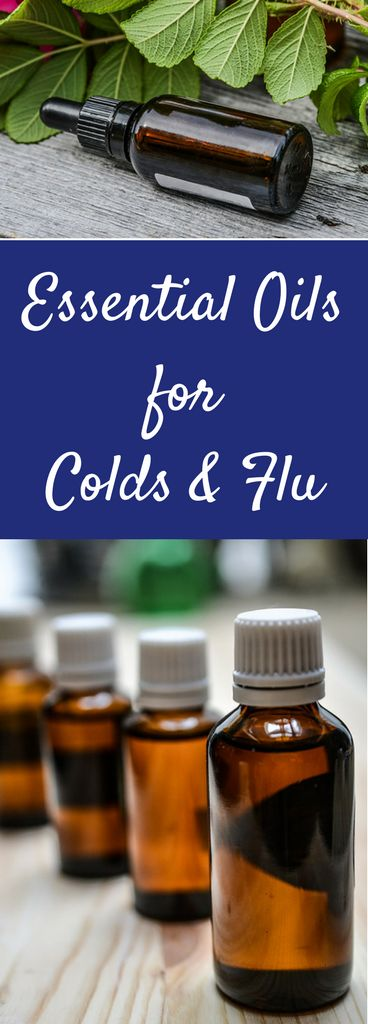 Best Essential Oils for Cold and Flu - Everything Pretty #EssentialOils