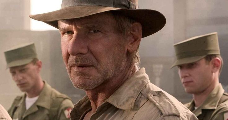 'Indiana Jones 5' Has Harrison Ford Very Excited -- Harrison Ford appeared on 'Jimmy Kimmel Live' last night, where he joked about his contract for 'Indiana Jones 5'. -- http://movieweb.com/indiana-jones-5-harrison-ford-jimmy-kimmel-interview/