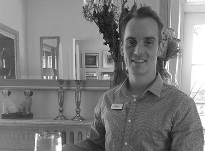 Ryan Hunt - Guest Relations #MOREpeople
