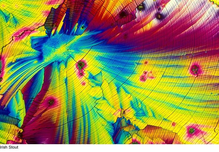 Băuturi alcoolice sub microscop, de BevShots | VICE