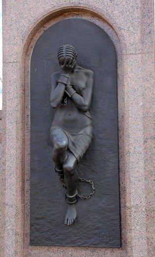 Historia Afroamericana - cementerio conmemorativo de Freedman (Dallas, Texas).