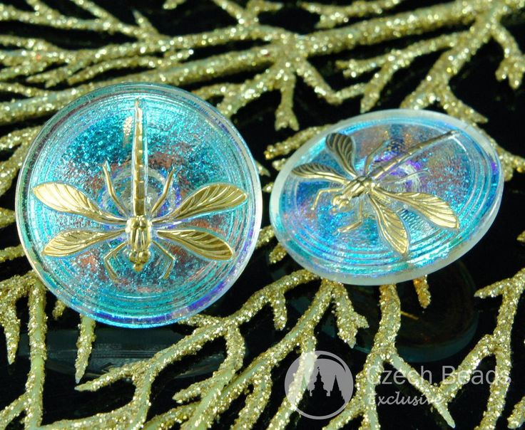 ✔ What's Hot Today: Handmade Czech Glass Buttons Large Gold Dragonfly AB Size 14, 31.5mm 1pc https://czechbeadsexclusive.com/product/handmade-czech-glass-buttons-large-gold-dragonfly-ab-size-14-31-5mm-1pc/?utm_source=PN&utm_medium=czechbeads&utm_campaign=SNAP #CzechBeadsExclusive #315Mm_Czech_Button, #315Mm_Glass_Button, #31Mm_Czech_Button, #31Mm_Glass_Button, #Ab_Dragonfly_Button, #Ab_Glass_Button, #Button_315Mm, #Button_31Mm, #Crystal_Ab_Buttons, #Crystal_Glass_Button, #C