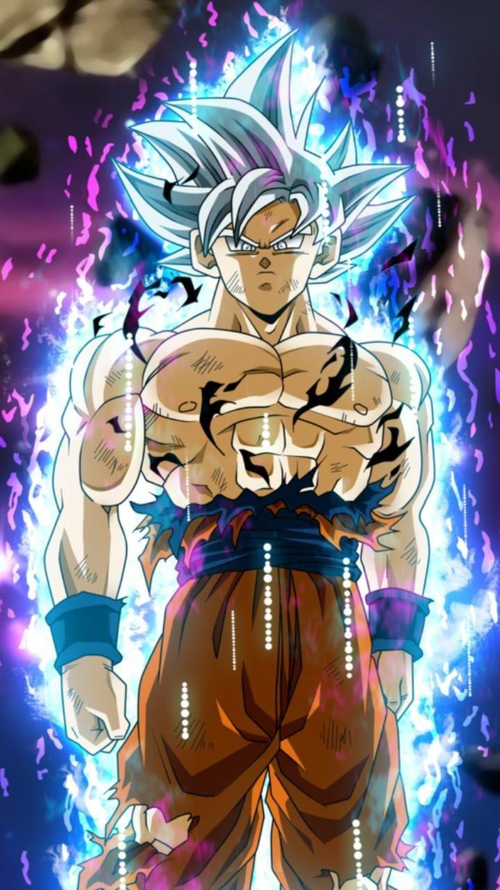 Download Goku Ultra Instinct Wallpaper By Shadowtheripper