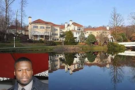 50 Cent's mansion on sale slashed from $18.5M to $8.5M   The priceof 50 cent's Connecticut mansionwhich he put on sale when he filedfor bankruptcy has been slashed from $18.5 m to $8.5m. The mansion has 21-bedrooms and 25-bathrooms in Farmington Connecticut but it seems nobody wants to buy the home.  Entertaiment LATEST NEWS
