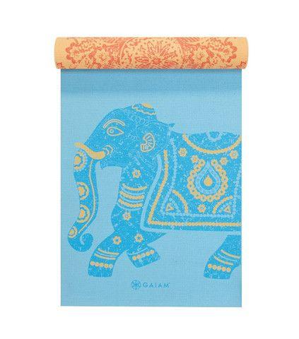 Elephant Reversible Yoga Mat