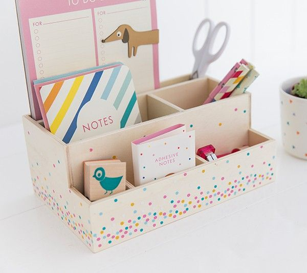 Desk organizer stationery kikki k stationery pinterest ballpoint pen minis and desks - Desk stationery organiser ...