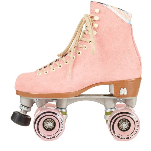 pink-and-only-pink.tumblr.com..LOVE! I love rollerskating! These are too cool!