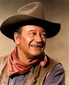 The one and only...John Wayne ♥