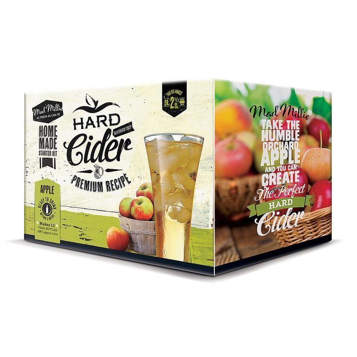how to make home cider brewing kit