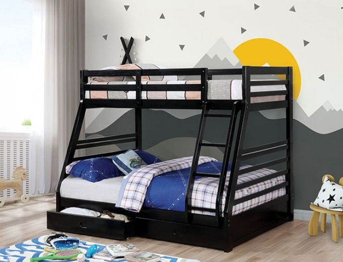Twin Bunk Bed With Mattresses Included In 2020 Twin Full Bunk Bed Bed With Drawers Bunk Beds With Drawers Twin bunk beds with mattress included