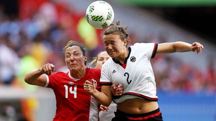 Viertelfinale: Fr. 12. August '16 um 21 Uhr: C h i n a - D e u t s c h l a n d  #china #germany #deutschland #dfbfrauen #wirfuerd #frauennationalmannschaft #nationalmannschaft #team #dfb #frauen #olympia #olympischespiele #rio #riodejaneiro #rio2016 #brasilien #brasilia #salvador #olympics #teamdeutschland #frauenfussball #fussball #fußball #wirfürd #womensoccer #soccer Foto: DFB
