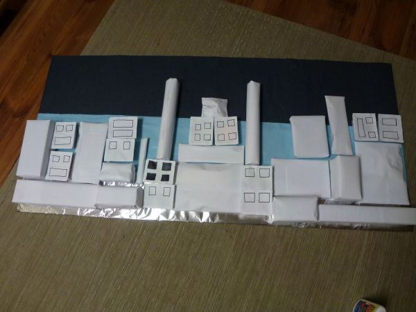 Attempting to make a skyline