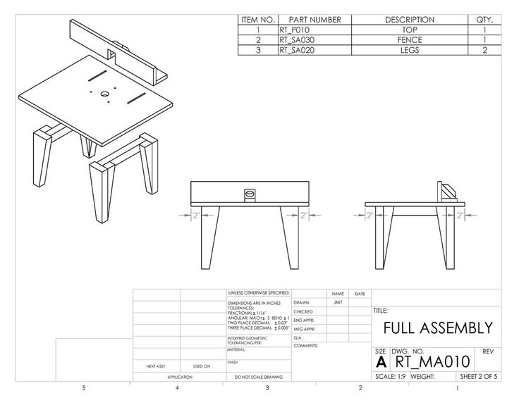I just bought a new Craftsman router and was wanting a router table to mount it in and decided to build my own.Some of the features I wanted were Adjustable...