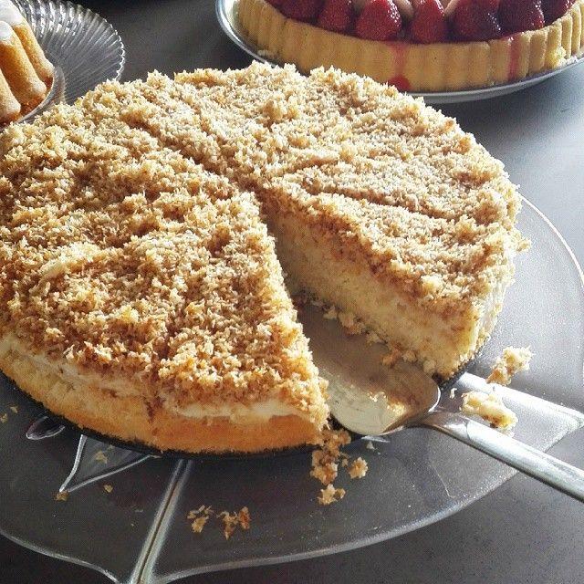 Great Kokostraum Kuchen to die for nachgebacken von Kringelpommes Zum Rezept geht