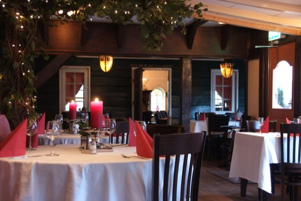 Lekker en chique dineren in Restaurant Duinlust.