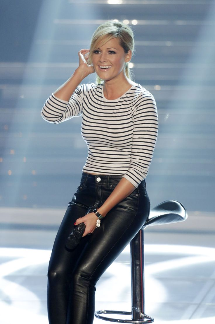 Helene Fischer attends Welcome to Carmen Nebel | .Helene ...
