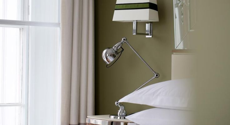 Clean contemporary feel, modern interior design.