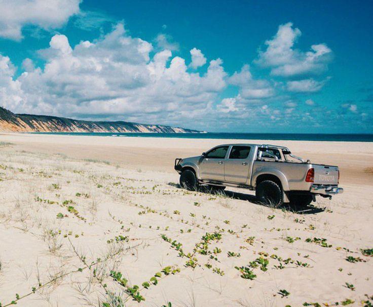 Rainbow Beach, Queensland