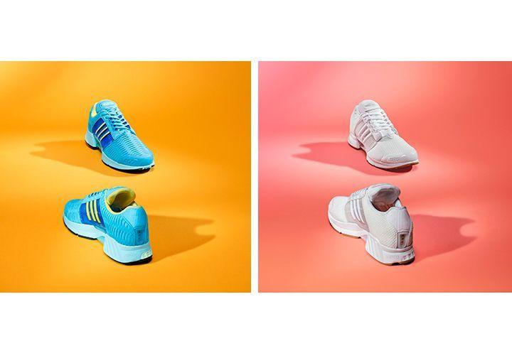 通気性とデザイン性を兼ね備えた人気モデル「CLIMACOOL」シリーズから新14モデルが登場   〈アディダス オリジナルス(adidas Originals)〉の、「クライマクール(CLIMACOOL)」シリーズから新14モデルが登場。5月18日(木)より発売開始される。    2002年に登場した、優れた通気性と大胆なデザインを持つランニングシューズ「クライマクール」シリーズ。  印象的なカラーパレットを使用した新モデルは、アディダスのテクノロジーや素材使いはそのままに、36...