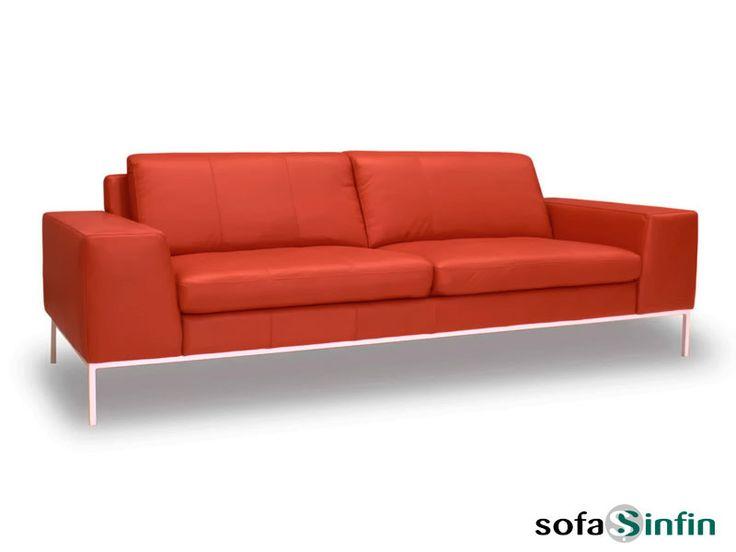 17 mejores im genes sobre sof s modernos en pinterest for Sofa tapizado moderno