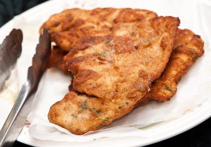 como hacer la milanesa de pollo perfecta