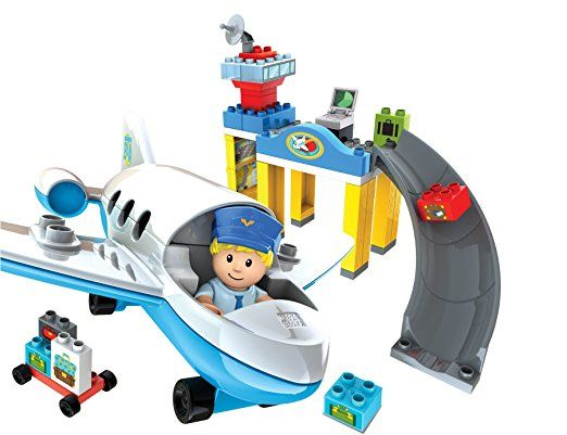 Buy Megabloks Airport Online at Low Prices in India - Amazon.in