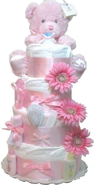 Hey, I found this really awesome Etsy listing at https://www.etsy.com/listing/218420251/girl-diaper-cake-girl-pink-diaper-cake