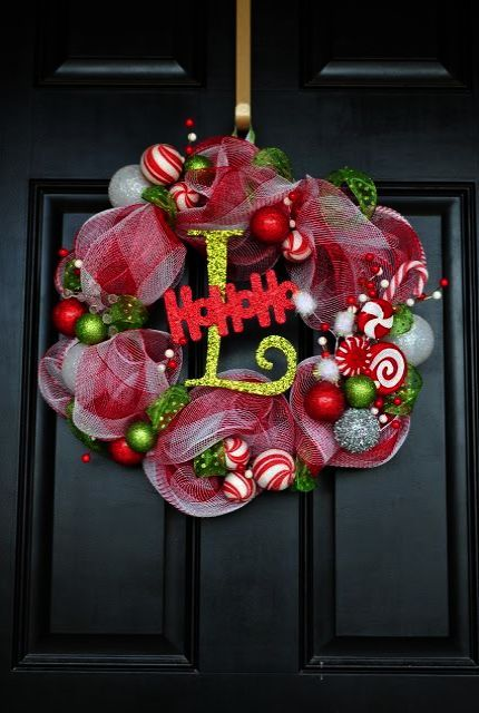 Christmas Wreaths In Windows Christmas Wreaths Lighted Outdoor - Christmas Wreaths In Windows Christmas Wreaths Lighted Outdoor