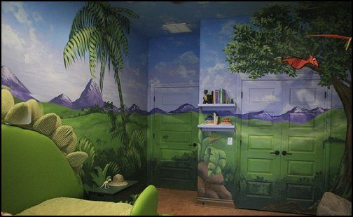 Decorating theme bedrooms - Maries Manor: dinosaurs