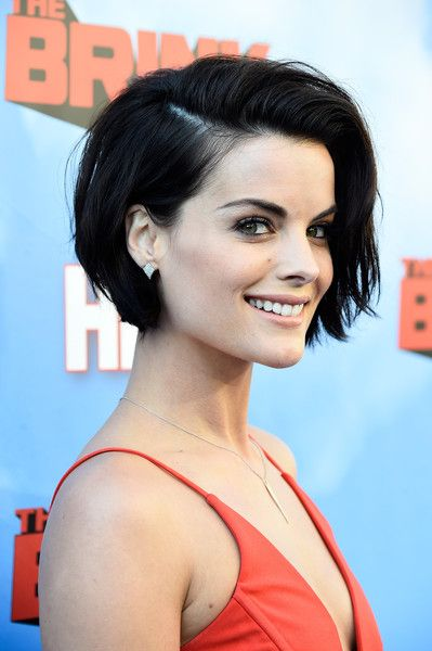 Jaimie Alexander Photos - Premiere of HBO's 'The Brink' - Red Carpet - Zimbio