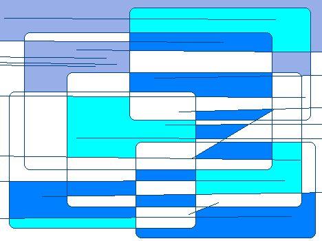ray and video Abstract art アブストラクトアート