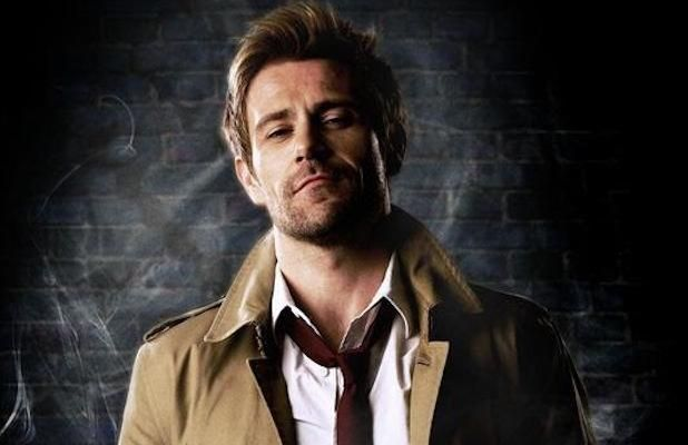 NBC's Constantine TV Series Premiere Date - Hell Horror