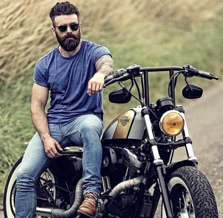 Jason Momoa Knives: Best 25+ Sexy Biker Men Ideas On Pinterest