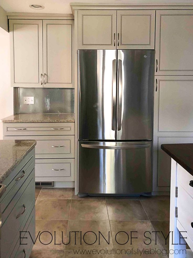 Best Anew Gray Kitchen Cabinets Graykitchencabinets In 2020 400 x 300