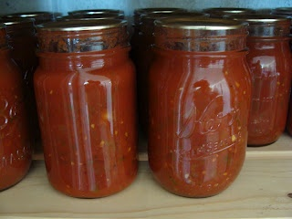 Salsa for Canning Recipe
