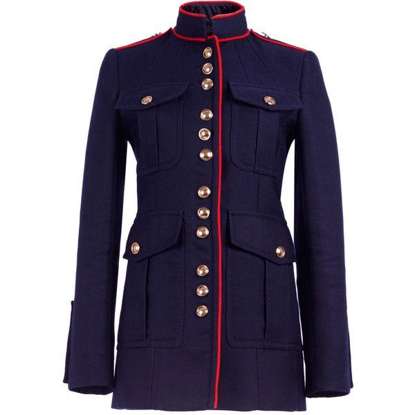 Best 25  Military jackets ideas on Pinterest | Military jacket ...