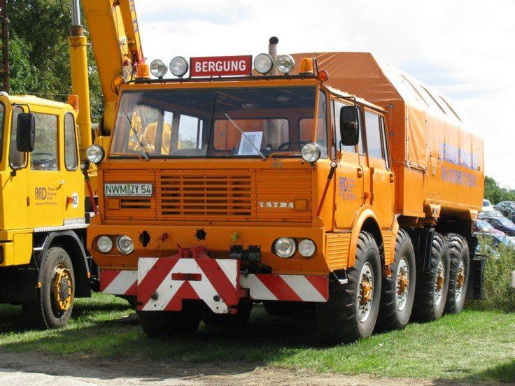 Truck  Tatra - техпомощь