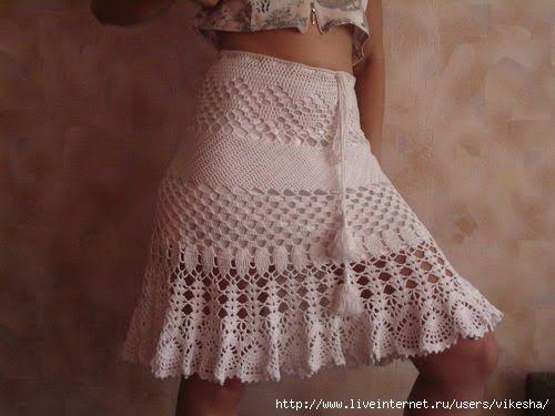 *El rincón de las Manualidades de Siry*: Faldas en crochet