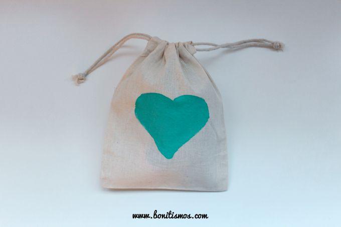 DIY Bolsa de tela personalizadas / DIY Custom Fabric Bags