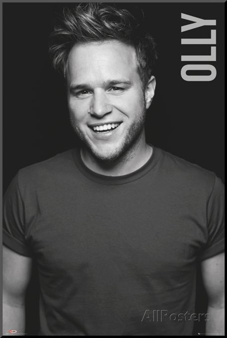 Olly Murs - Black And White Photo - AllPosters.co.uk