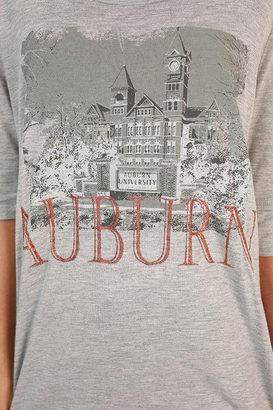 Auburn University Landmark Tunic
