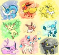 QUIZ: What Eeveelution are you?  ***************************************** In This Quiz You Can Figure Out What Eeveelution You Are Sorry If Its Bad Though I'm New To This :(
